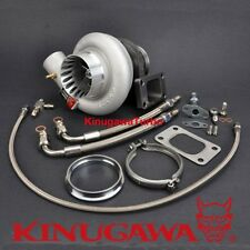 "Kinugawa GTX Billet Turbocharger 3"" Anti-Surge TD06SL2-20G-8 T3/V-Band w/ 9Blade"