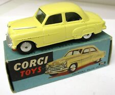 Corgi Toys 203 - Vauxhall Velox Saloon - VINTAGE - Boxed. (Li2)