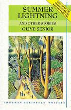 Summer Lightning & Other Stories (Longman Caribbean Writers), Senior, Olive, New