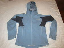 Awesome! THE NORTH FACE SUMMIT SERIES APEX HOODED Snowboard JACKET WOMENS Small