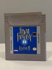 Final Fantasy Legend Ii 1998 (Nintendo Game Boy, 1998) Authentic