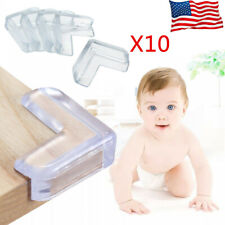 Baby Safety Table Desk Edge Corner Cushion Guard Softener Bumper Protector X10