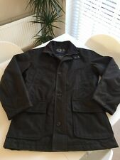 Mens Barbour Herringbone Brown Tweed Challenger Shooting Jacket,Size L,worn Once