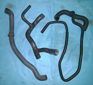 Water hose kit for Land Rover Defender TD5 up to and including 2003