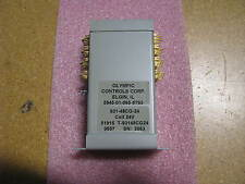 OLYMPIC CONTROLS RELAY # 931-48CG-24  NSN: 5945-01-065-5793  24VCOIL