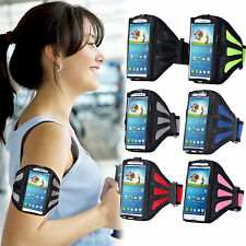 Sport Armband Gym Running Jogging Holder Case Cover for all Samsung iPhone Sony