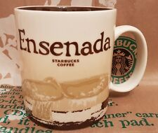 Starbucks Coffee Mug/Tasse/Becher ENSENADA, Global Icon Serie, NEU mit Sticker!!