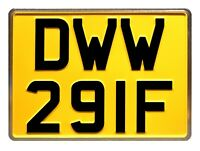 Doctor Who   Abbey Road Photo Shoot   DWW 29IF   Metal Stamped License Plate
