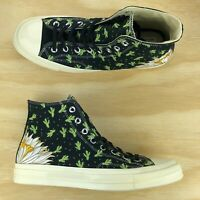 Converse Chuck Taylor All Star 70 High Top Embroidery Flower 161359C Mens Size 9