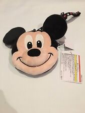 Disney Japan Resort Pass Badge Holder Purse Mickey Mouse