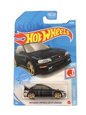 Hot Wheels 2020 HW J-Imports 1/10 Blue Subaru Impreza 22B STi-Version