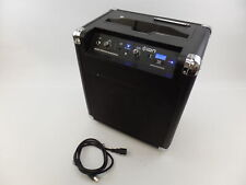 ION Audio Block Rocker Black Bluetooth Portable Speaker System - IPA56B