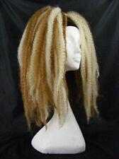 KRINKLEPUFFS BLONDE BROWN HAIR FALLS CYBERLOX DREADS CYBER GOTH