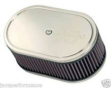 KN BOLT ON AIR FILTER (56-1210) FOR WEBER 46/48 IDA (85 MM H)