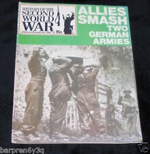 MAGAZINE history 2ND world WAR allies SMASH german ARMY