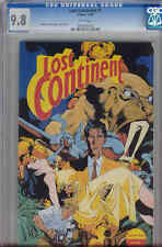 Lost Continent#1 CGC 9.8  Eclipse Comic Great Gal Cover 1990 Comic
