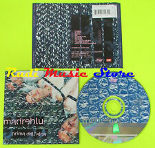 CD MADREBLU Prima dell'alba 1997 italy EMI 7243 8 23123 2 1(Xs6) (*) lp mc dvd