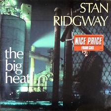 Stan Ridgway - The Big Heat - LP - washed - cleaned - L2900 B