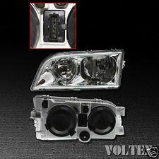2000-2004 Volvo S40 V40 Headlight Lamp Clear lens Halogen Driver Left Side