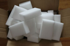 1000 NEW THICKNESS MAGIC MELAMINE CLEANING ERASER SPONGES 90 x 60 x 30mm