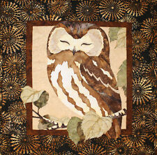 Owl Quilt Pattern Whoo's the Cutest Toni Whitney Bird DIY Quilting