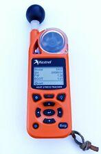 Kestrel 5400 WBGT Heat Stress Tracker  Weather Meter w/ Rotating Vane - HST WBGT