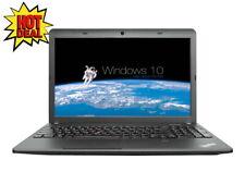 "New listing Lenovo E540 15.6"" Laptop Intel i5-4200M 2.50Ghz 8Gb Ram 500Gb Hd Windows 10 Pro"