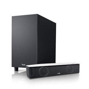 Teufel Cinebar One+ Soundbar Subwoofer Musik-Streaming Dynamore® Bluetooth HDMI