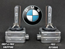 Front HID Headlight Bulb For BMW 3 Series 2007-2016 High Low Beam Stock Fit Qty2