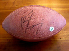 PEYTON MANNING BRONCOS COLTS SIGNED AUTO DUKE NFL FOOTBALL CREATIVE & EXCLUSIVE