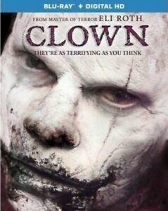 NEW - Clown (Blu-ray) - Free shipping