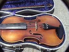 violin Germany carl beck handmade copy of  stratavarius #155/14 facibat ano 1713