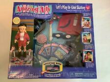"Playmates Vintage 1999, Amazing Ally Let's Play"" In line Skating"" Never opened"