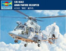 Trumpeter 1/35 05108 AS565 Panther Helicopter  model kit◆