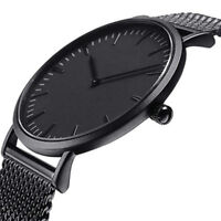 Sport Wrist Watches Stainless Steel Ladies Watch Fashion Crystal Analog Quartz U