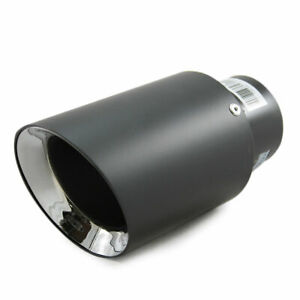 Exhaust Tip Trim Pipe Tail Muffler Stainless Steel For MG Rover Mini Cooper