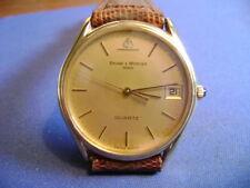Baume & Mercier Watch in a 14k Yellow Gold Case
