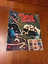 """Vintage 1990 ~ New Kids On The Block Scrapbook ~ 13"""" x 11"""" ~ New Old Stock"""