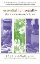 Essential Homeopathy: What It Is and What It Can Do for You-ExLibrary