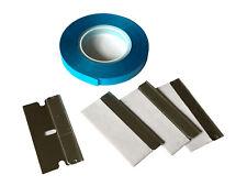 "RoXdon 1/4"" Reel to Reel Splicing Tape + 4 Splicing Blades"