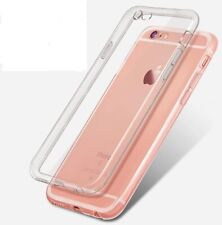 Phone Case Soft Silicone Clear Transparent Slim TPU for iPhone 6 6s 7 8 X XS XR