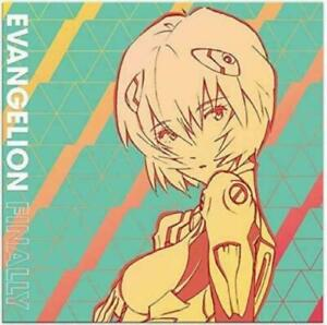 Evangelion Finally - Limited Edition Double Pink Splatter Vinyl LP [NEW]