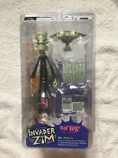 Invader Zim Ms. Bitters Hot Topic Exclusive Rare! Nib