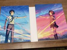 """Your Name"" Collector's Edition""kimi no na wa""4K Ultra HD Blu-ray 5 Disc Japan"