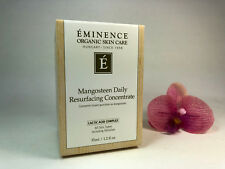 Eminence Mangosteen Daily Resurfacing Concentrate 35ml/1.2oz Brand New