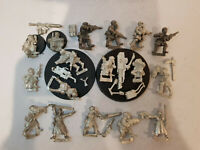 HUGE Multi-listing of Armageddon Steel Legion Mint models Imperial Guard OOP