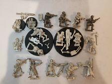 HUGE Multi-listing of Armageddon Steel Legion Mint models Imperial Guard OOP