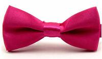 FLIEGE Kinder PINK Kinderfliege verstellbar Hochzeit Taufe Einschulung