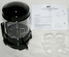 Cal-Mil Pro Portion Control 3531-1-13 Wall Mt Protein Powder Topping Dispenser