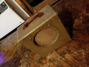 Vintage Magnatone  Tube amp project Amplifier M-198-3-D